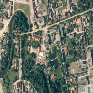 Topografinės nuotraukos